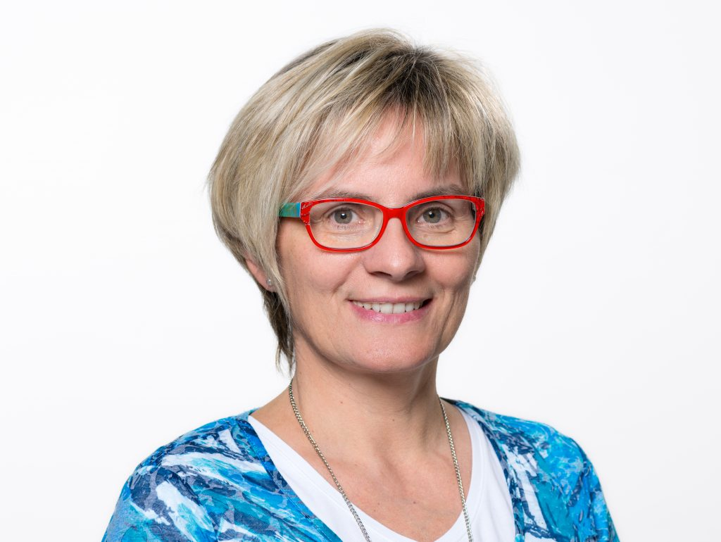 Beate Böttcher, Leiterin Futura Montessori Tagesschule Basel