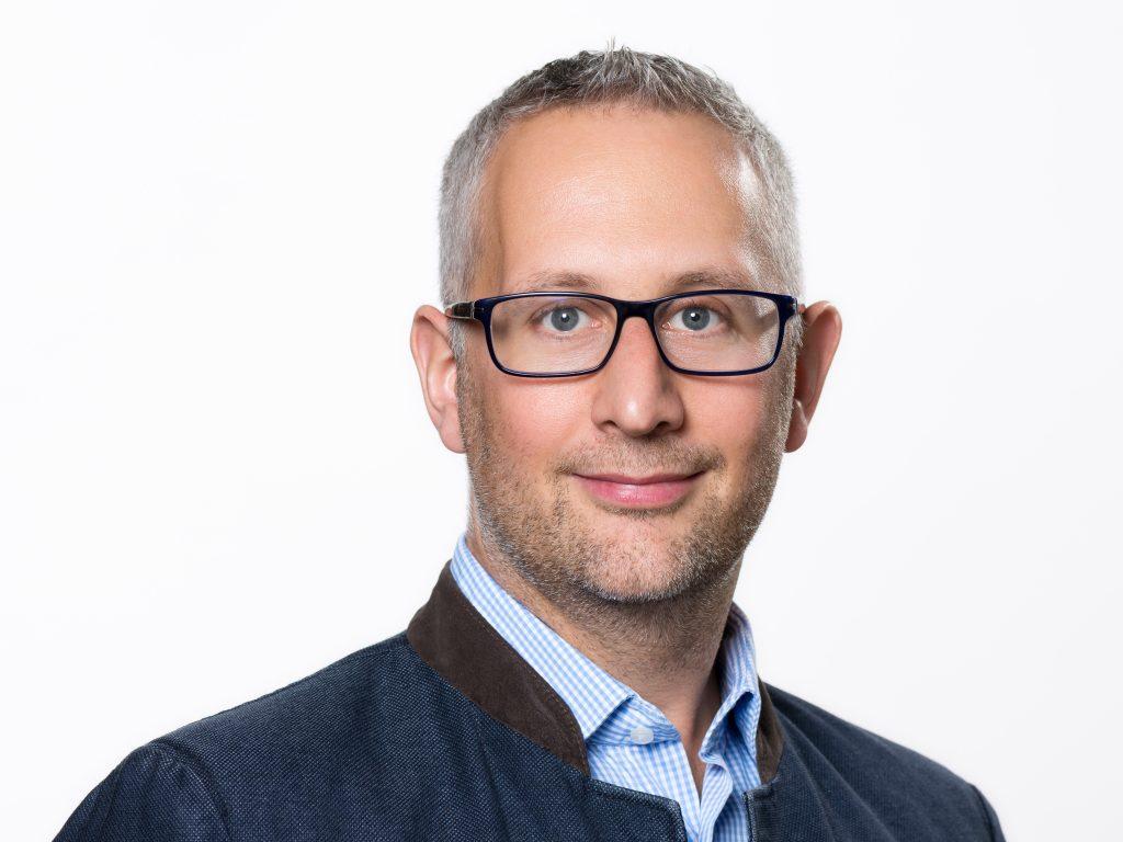 Daniel Diederich, Geschäftsleiter bei Susanna's International Kindergarden Basel
